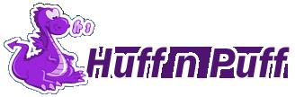Huff n Puff Logo